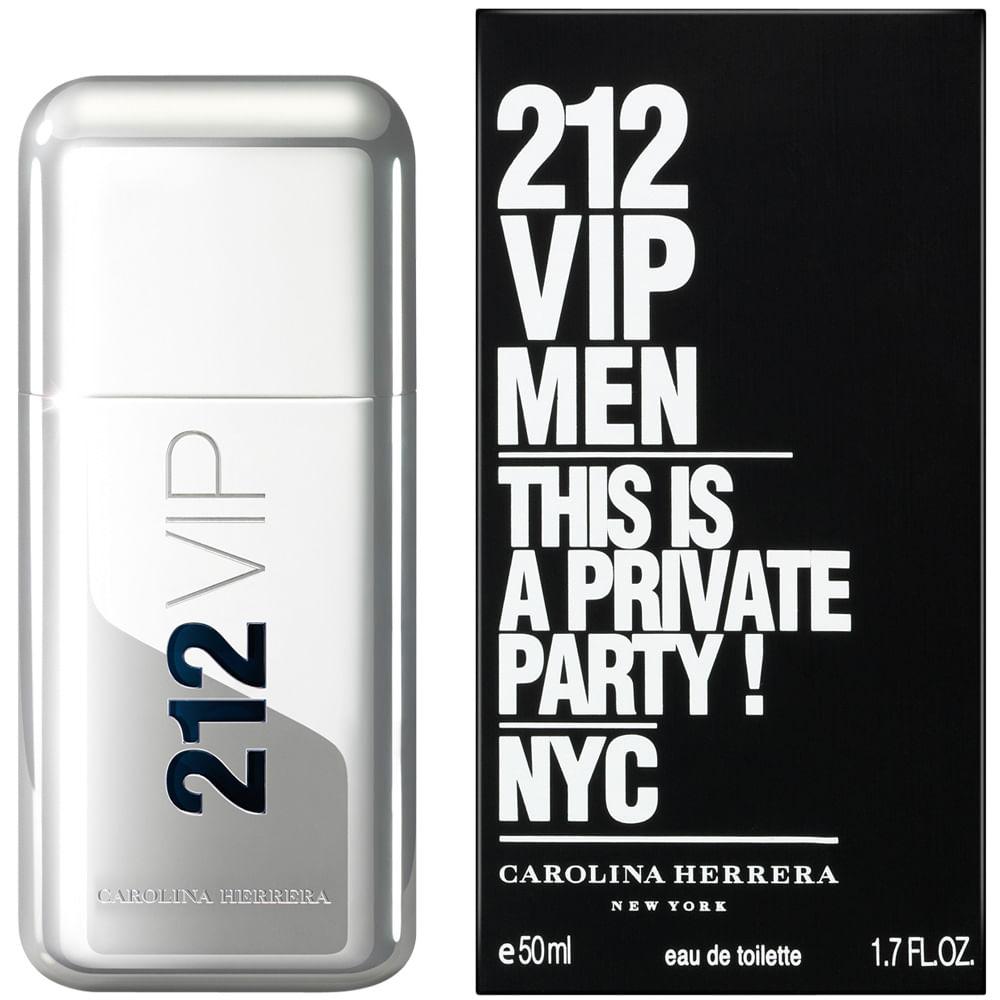 212 vip men by carolina herrera eau de toilette masculino azperfumes. Black Bedroom Furniture Sets. Home Design Ideas