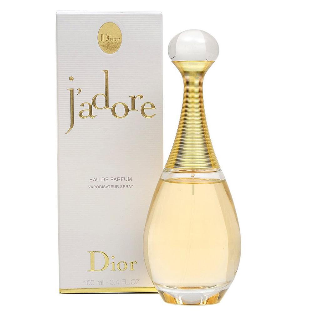 J ´ Adore De Christian Dior Eau De Parfum Feminino 100 ml