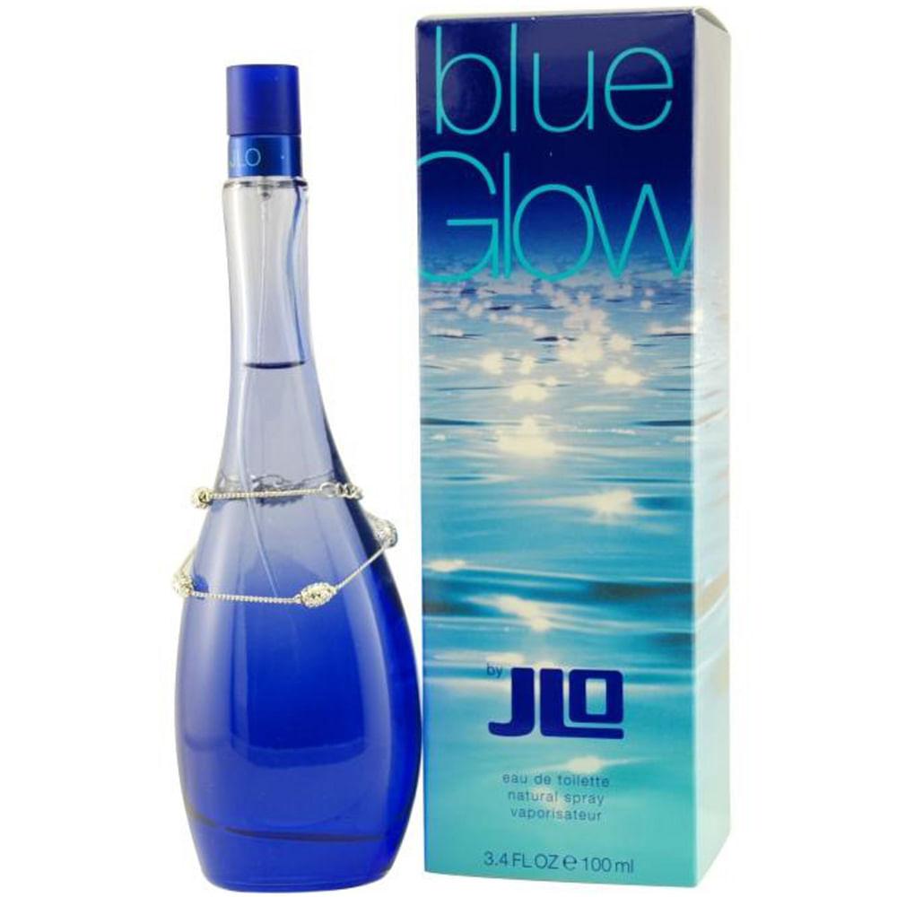 Glow Blue De Jennifer Lopez Eau De Toilette Feminino 50 ml