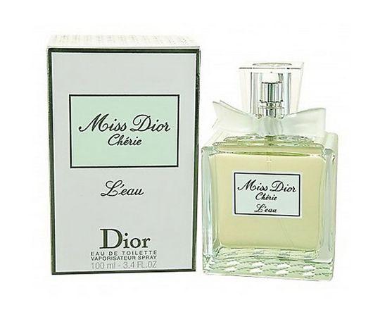 Perfume Miss Dior Cherie L Eau Christian Dior Eau de Toilette Feminino 50 Ml