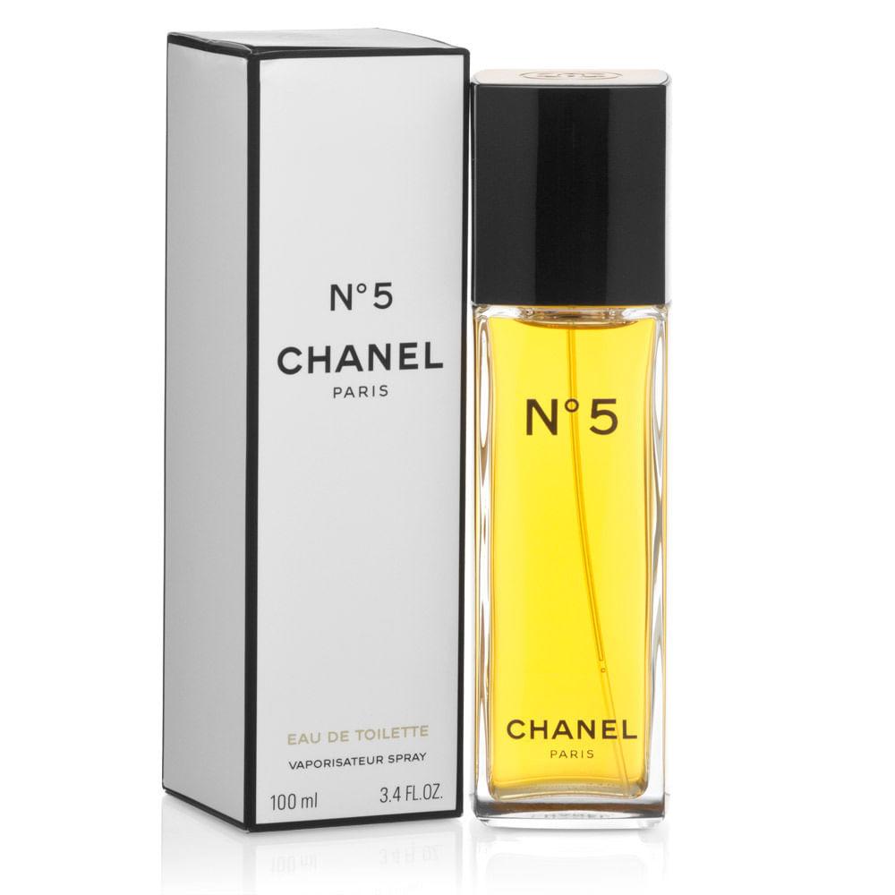 Chanel Nº 5 Eau De Toilette Feminino 50 ml