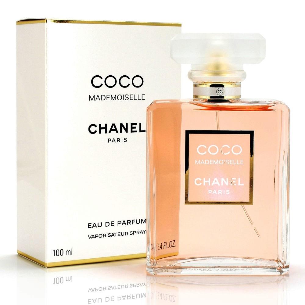 Côco Mademoiselle Da Chanel Eau De Parfum Feminino 100 ml