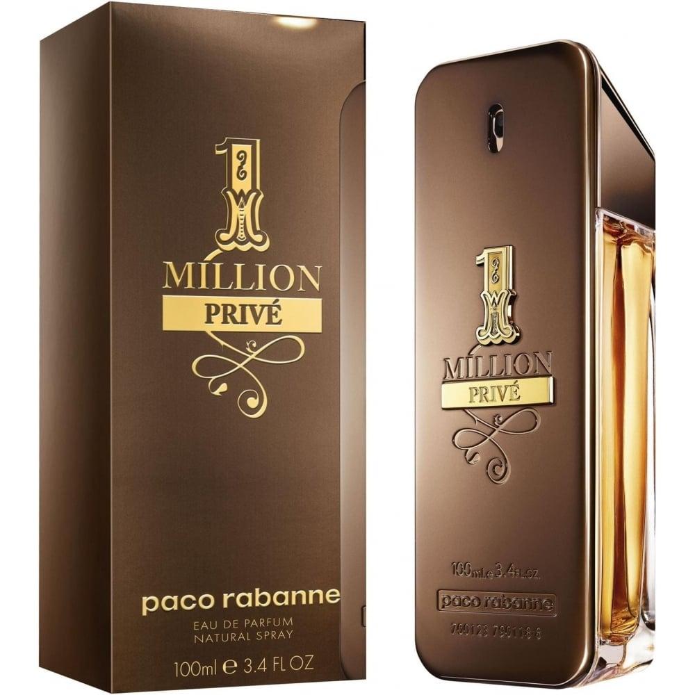 1 Million Privé Eau de Parfum de Paco Rabanne 100 ml