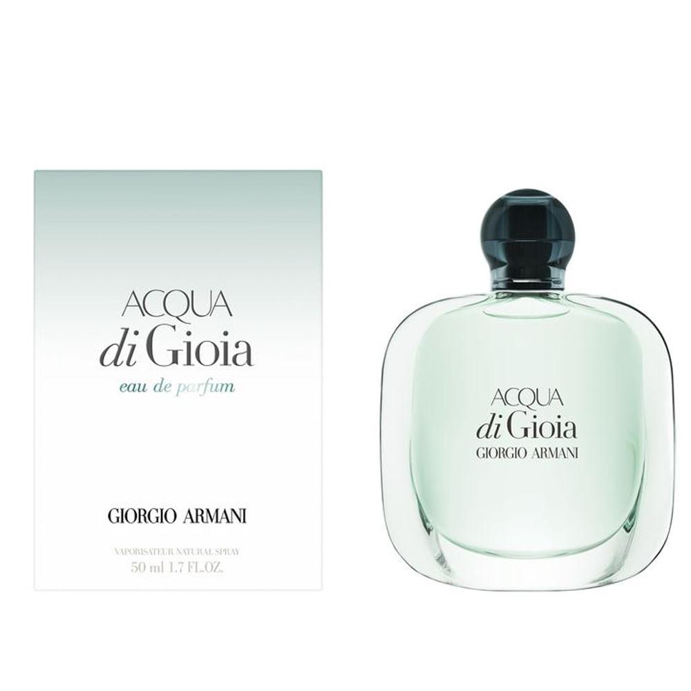 Acqua Di Gioia De Giorgio Armani Eau De Parfum Feminino 50 ml