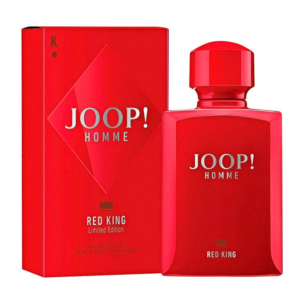Joop ! Homme Red King De Joop ! Eau De Toilette Masculino 100 ml