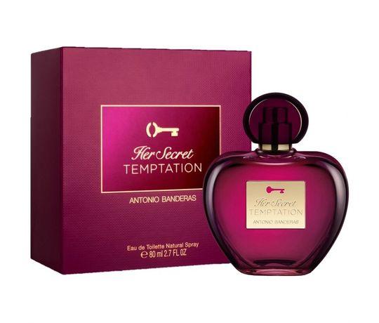 49286101d Her Secret Temptation Antonio Banderas Perfume Feminino - Eau de Toilette