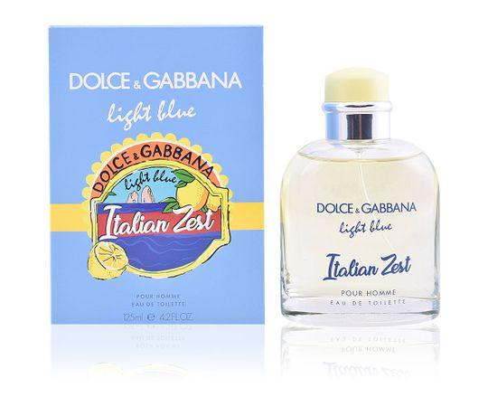 04721efe8deb5 Light Blue Italian Zest De Dolce   Gabbana Eau De Toilette Masculino - 125  ml