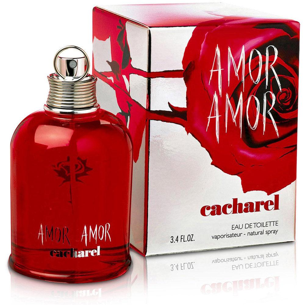 d2360a718 Perfume Amor Amor De Cacharel Feminino Eau de Toilette - AZPerfumes