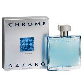 AZZARO-CHROME-de-LORIS-AZZARO-Eau-de-Toilette-Masculino