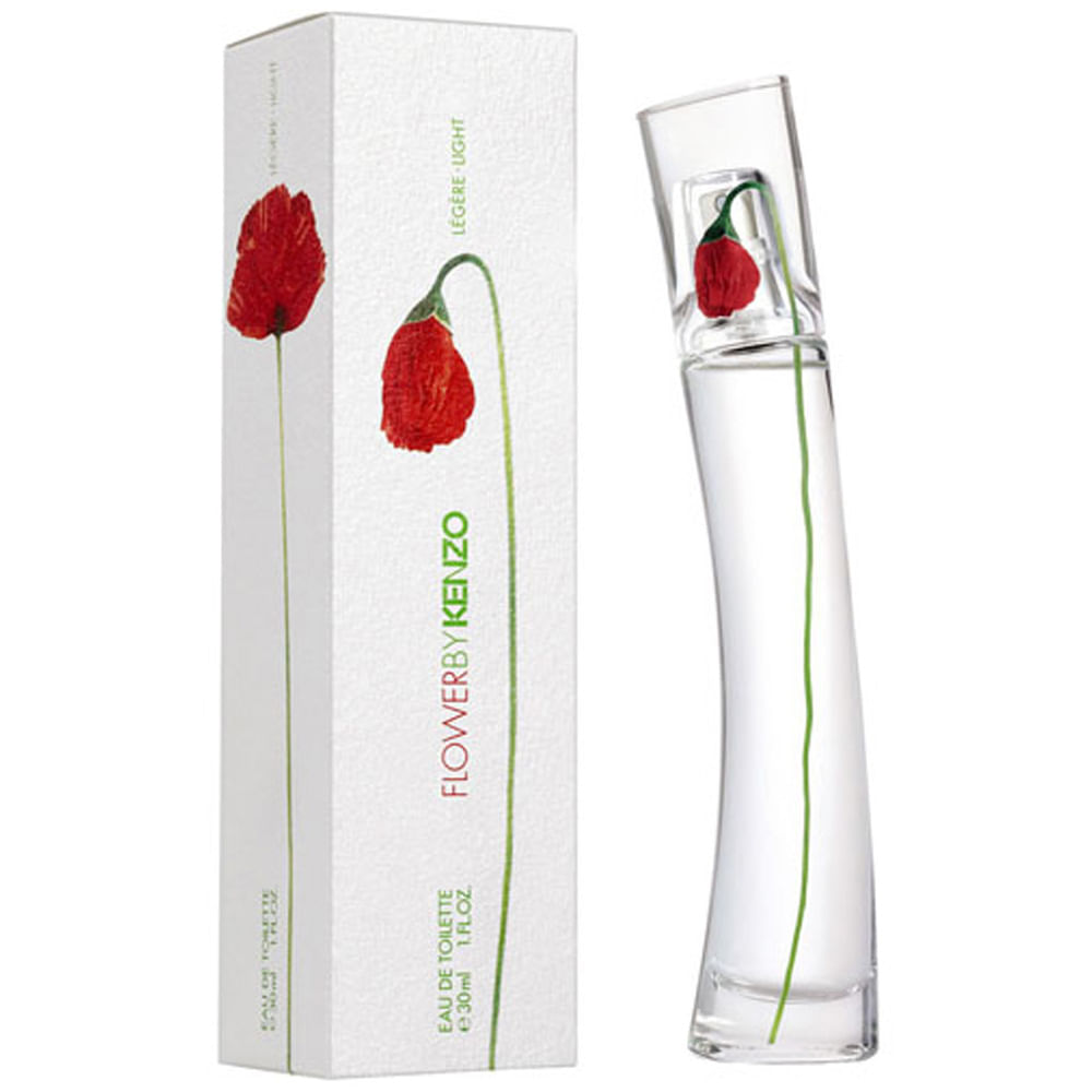 6385d634e4 Perfume Flower By Kenzo Legere Light Feminino Eau de Toilette ...
