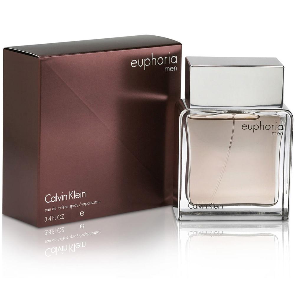 cf2c4cf08 Perfume Euphoria Men De Calvin Klein Masculino Eau de Toilette ...