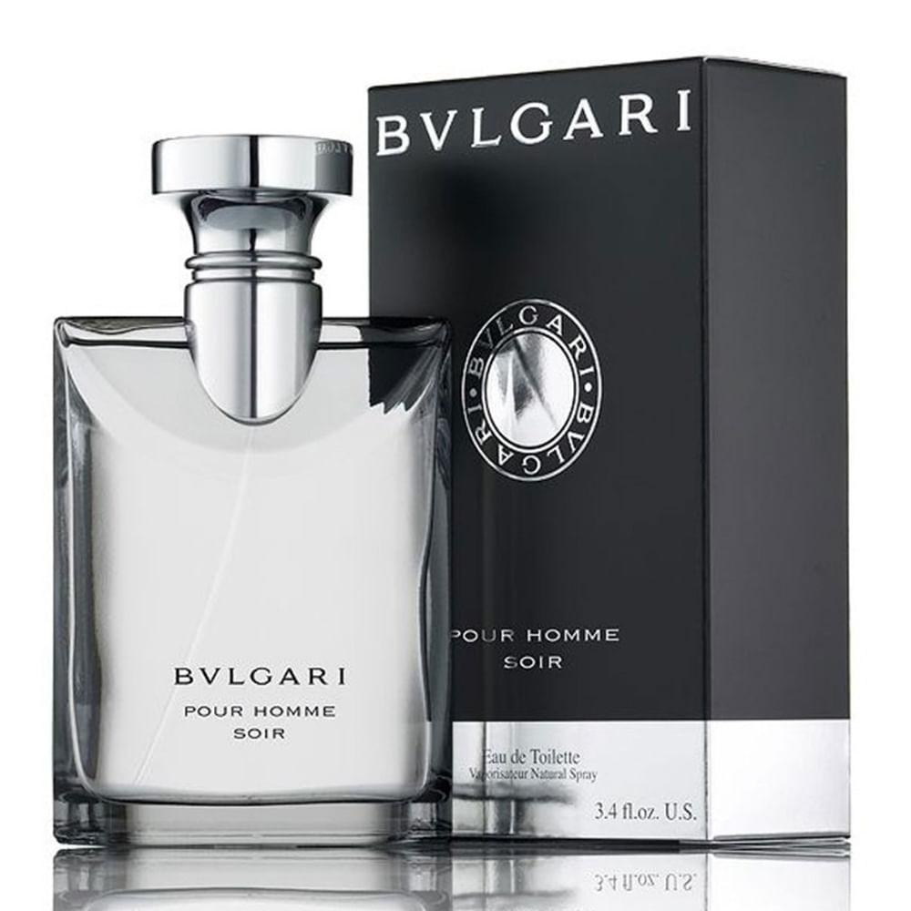 f78e9b0b0fb Perfume Bvlgari Soir Pour Homme Masculino Eau de Toilette - AZPerfumes