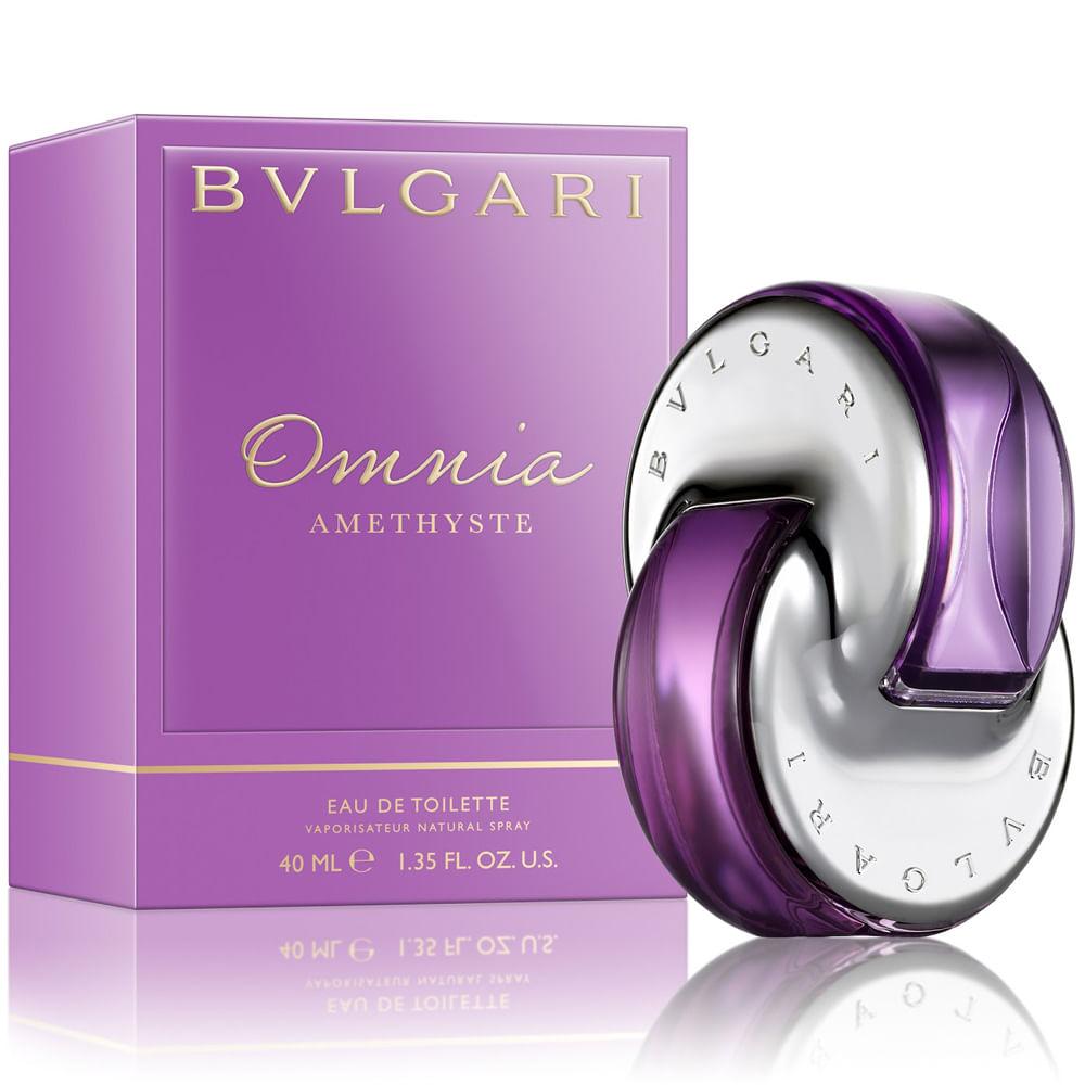 62789e1a3b Perfume Omnia Amethyste De Bvlgari Feminino Eau de Toilette - AZPerfumes