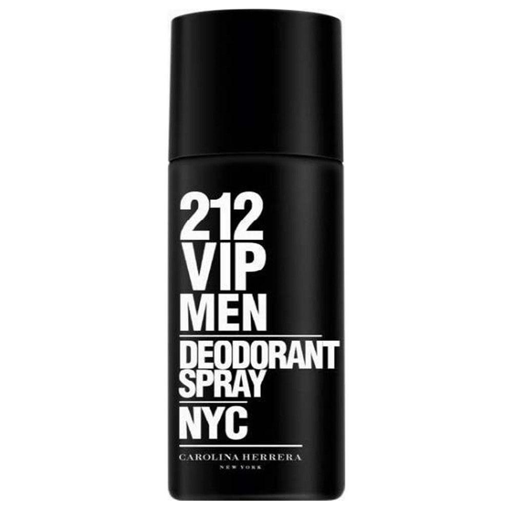 Desodorante 212 Vip Men - 150 ml. Carolina Herrera 6a00a51734