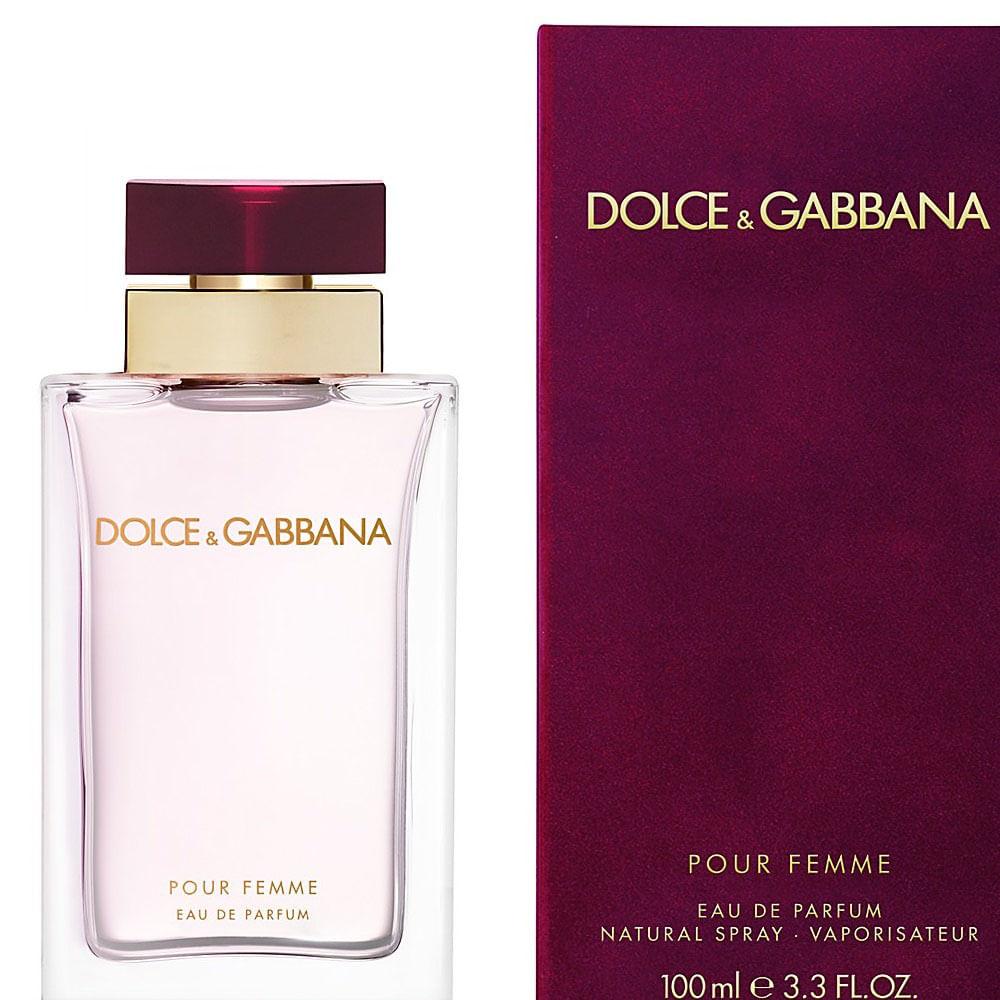 Perfume Dolce Gabbana Pour Femme Feminino Eau de Parfum - AZPerfumes 944b0337d0