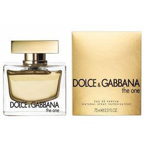Perfume-DOLCE-GABBANA-THE-ONE-Eau-de-Parfum-Feminino
