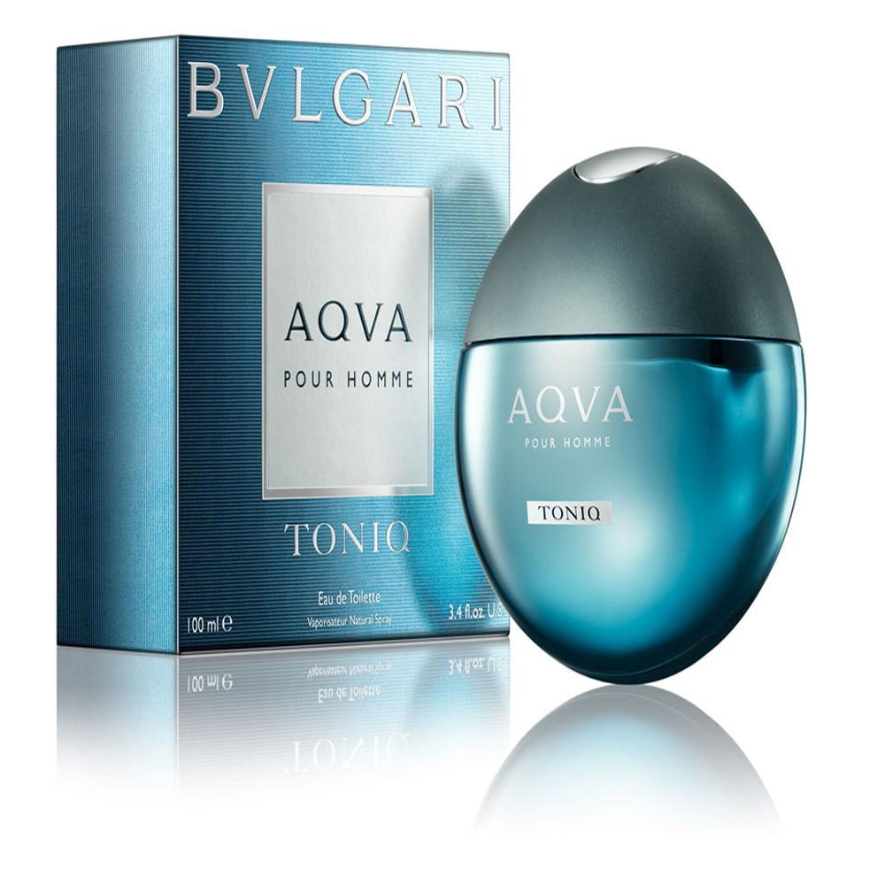 84eb61bab53 Perfume Bvlgari Aqva Toniq Pour Homme Masculino Eau de Toilette ...
