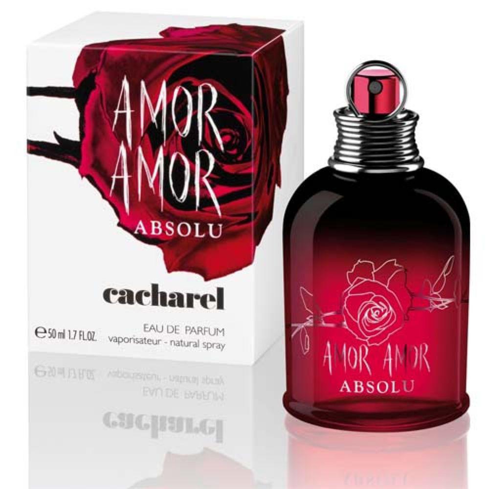 8eb0a6201 Perfume Amor Amor Absolu De Cacharel Feminino Eau de Parfum - AZPerfumes