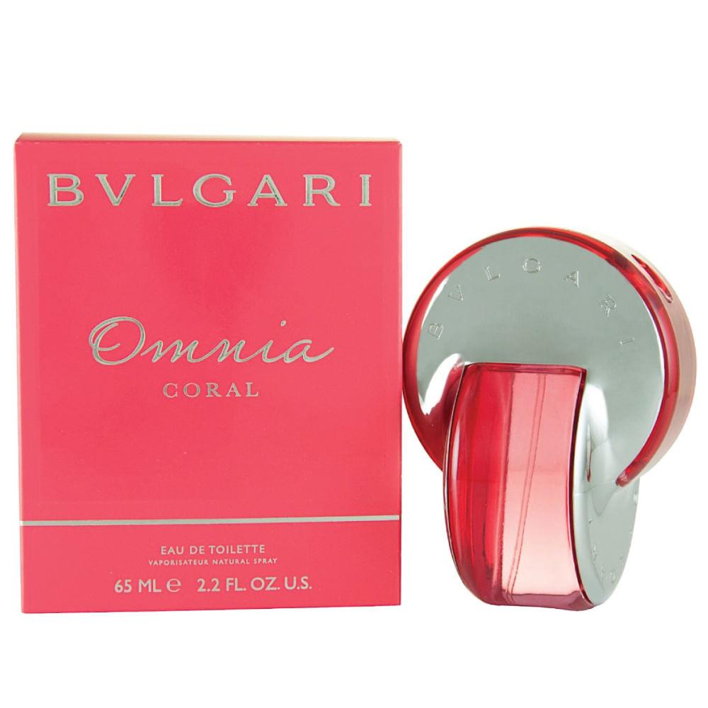 f29f3922d264f Perfume Bvlgari Omnia Coral Feminino Eau de Toilette - AZPerfumes