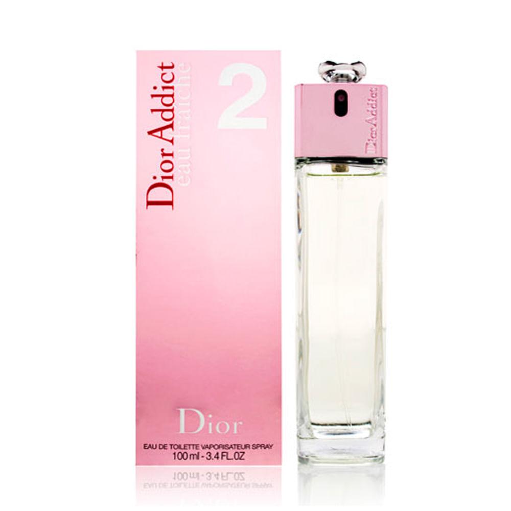 a50c2cb801 Dior Addict 2 Eau Fraiche By Christian Dior Eau De Toilette Feminino - 100  ml