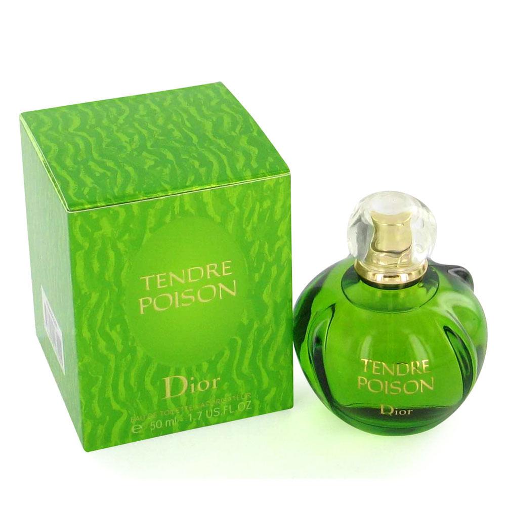 7686c9891f0 Perfume Tendre Poison De Christian Dior Feminino Eau de Toilette ...