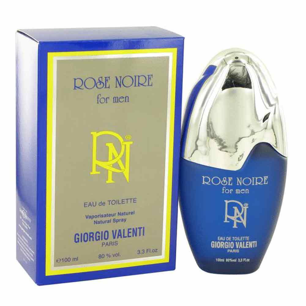 b707be0d941 Perfume Rose Noire Men De Giorgio Valenti Masculino Eau de Toilette ...