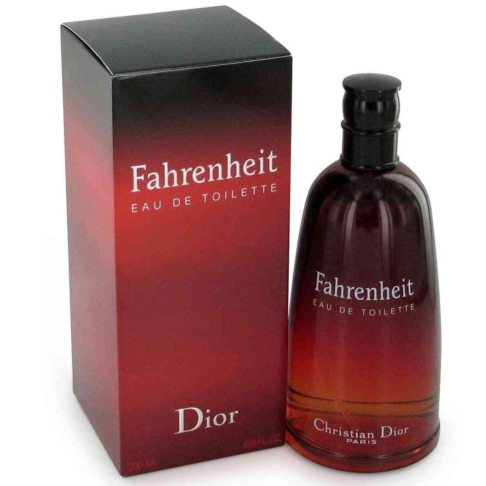 d652dcef367 Perfume Fahrenheit De Christian Dior Masculino Eau de Toilette ...