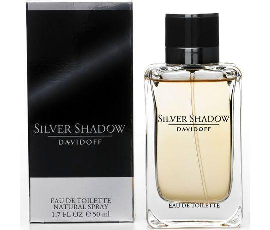 Perfume Silver Shadow Zino Davidoff Eau de Toilette Masculino 100 Ml