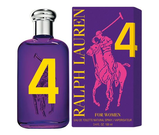 POLO-BIG-PONY-PURPLE---4-FOR-WOMENEau-de-Toilette-Feminino