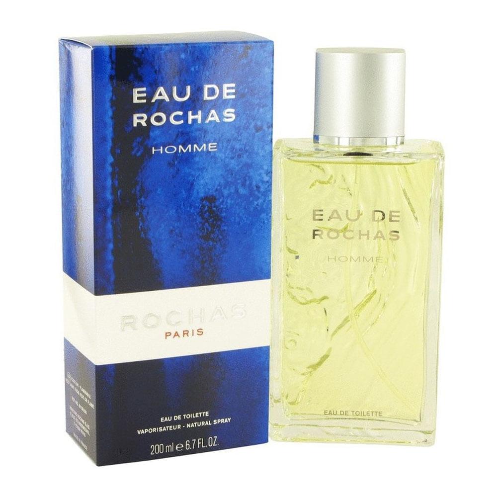 1f092b09f Perfume Eau De Rochas Masculino Eau de Toilette - AZPerfumes