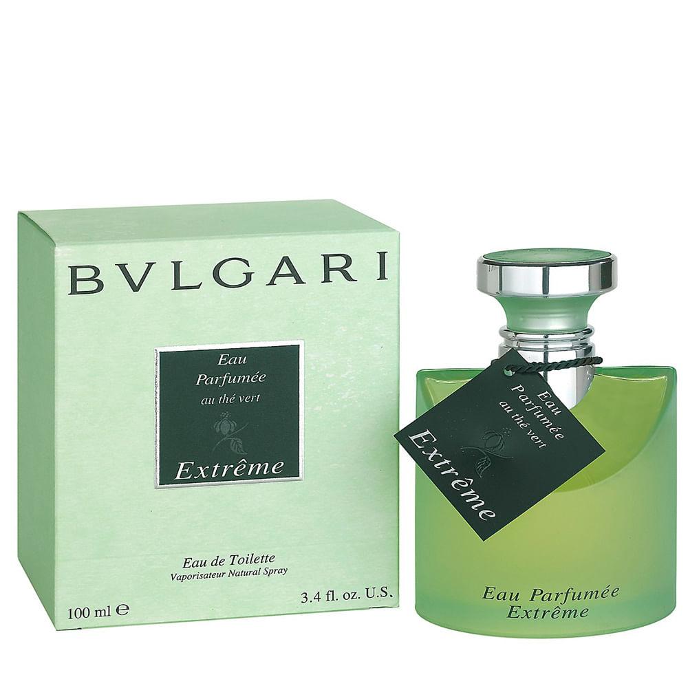 a5790237e81 Perfume Bvlgari Extrême Eau Parfumeé Au Thé Vert Feminino Eau de ...