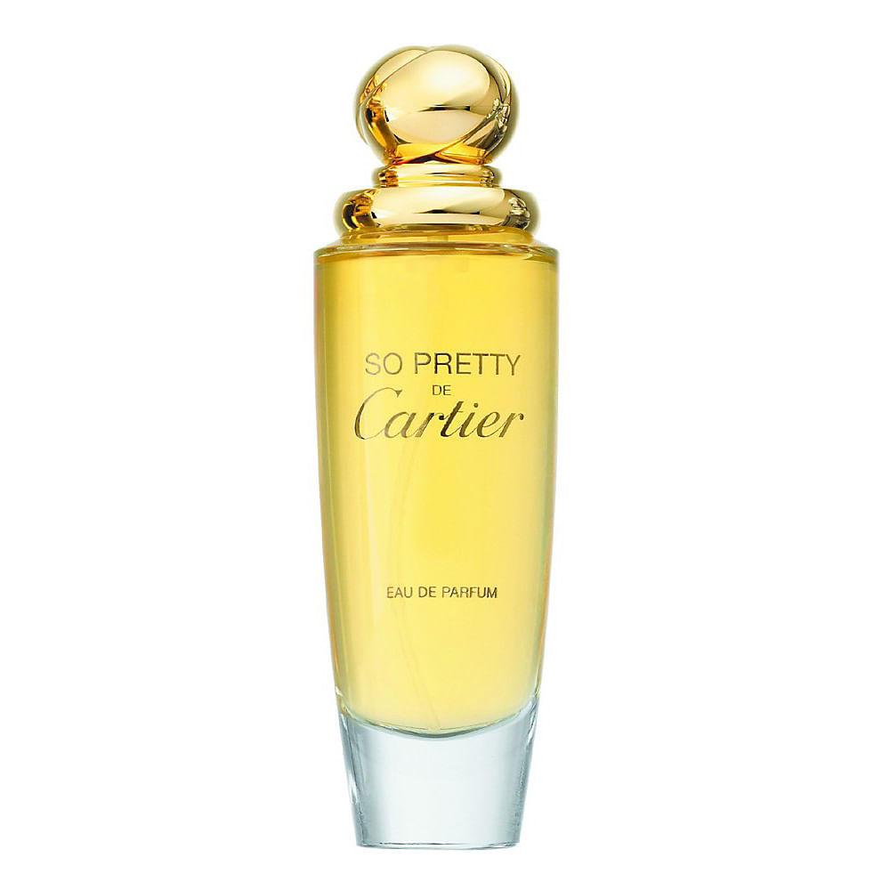 42d4066fb02 Perfume So Pretty De Cartier Feminino Eau de Toilette - AZPerfumes