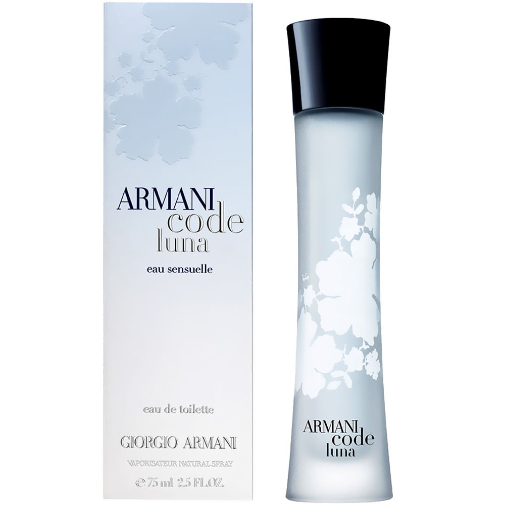 20b55fb12 Armani Code Luna Eau Sensuelle For Women - 50 ml. Giorgio Armani
