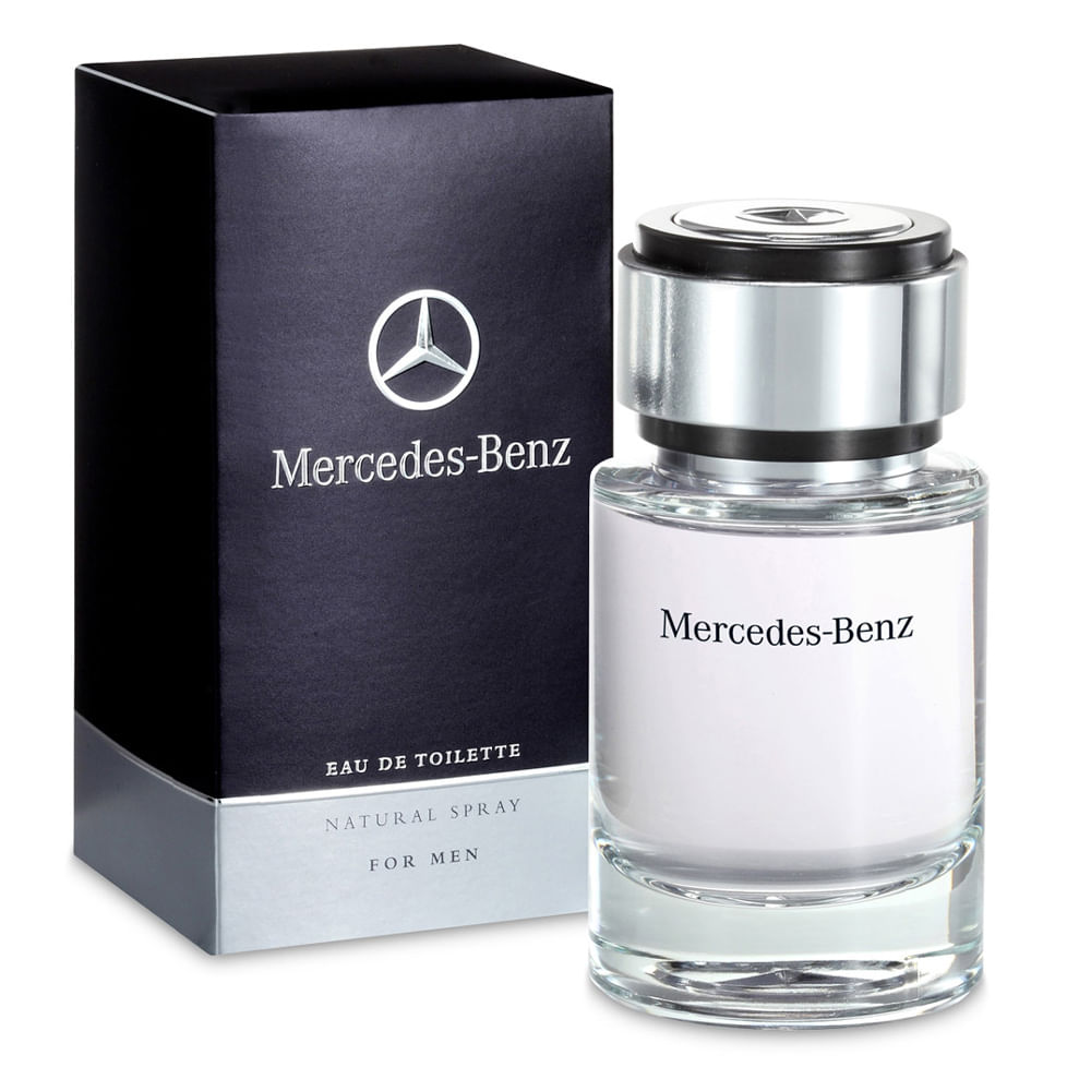 Perfume mercedes benz masculino eau de toilette azperfumes for Perfume mercedes benz
