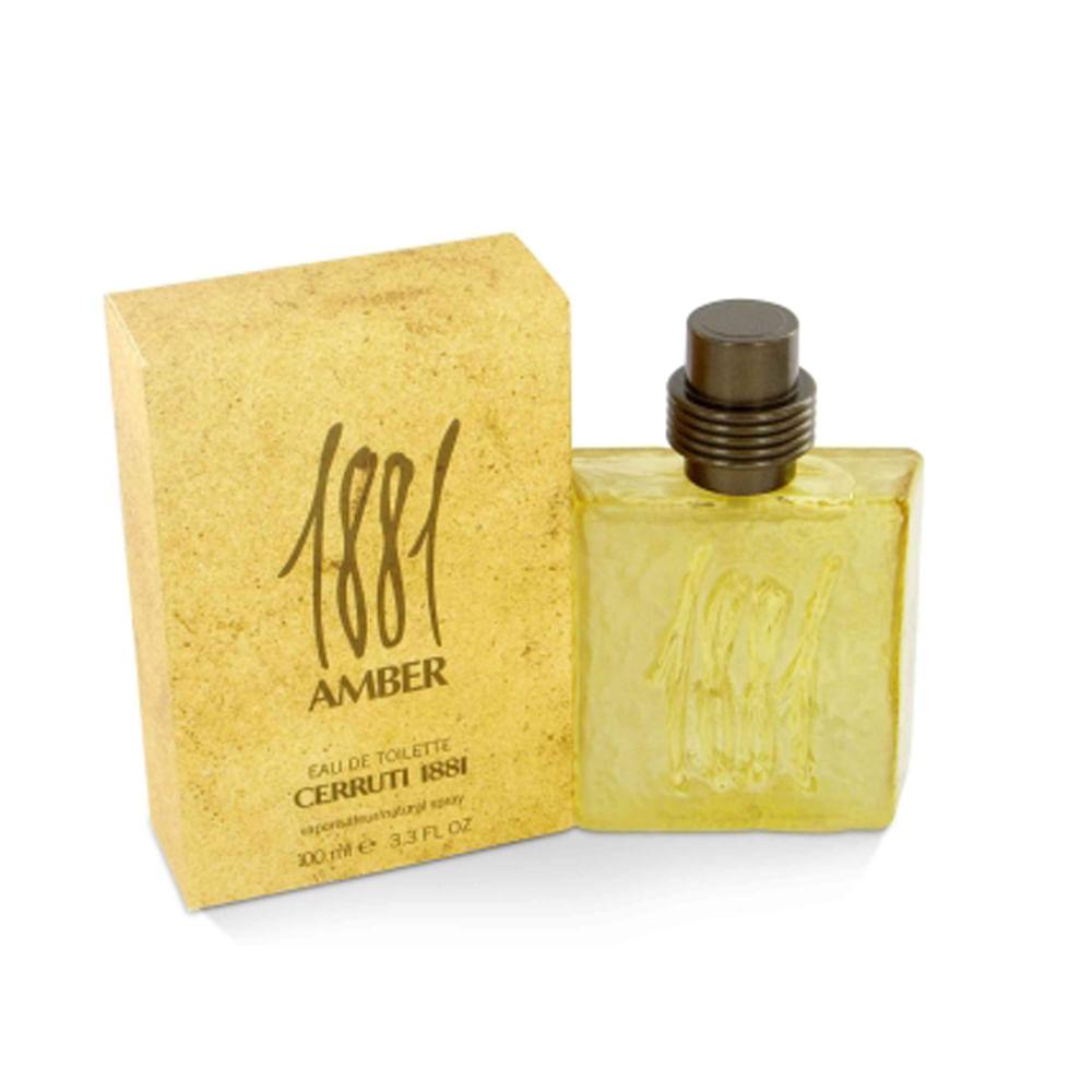 64a38fca718 Perfume 1881 Amber De Nino Cerruti Masculino Eau de Toilette ...
