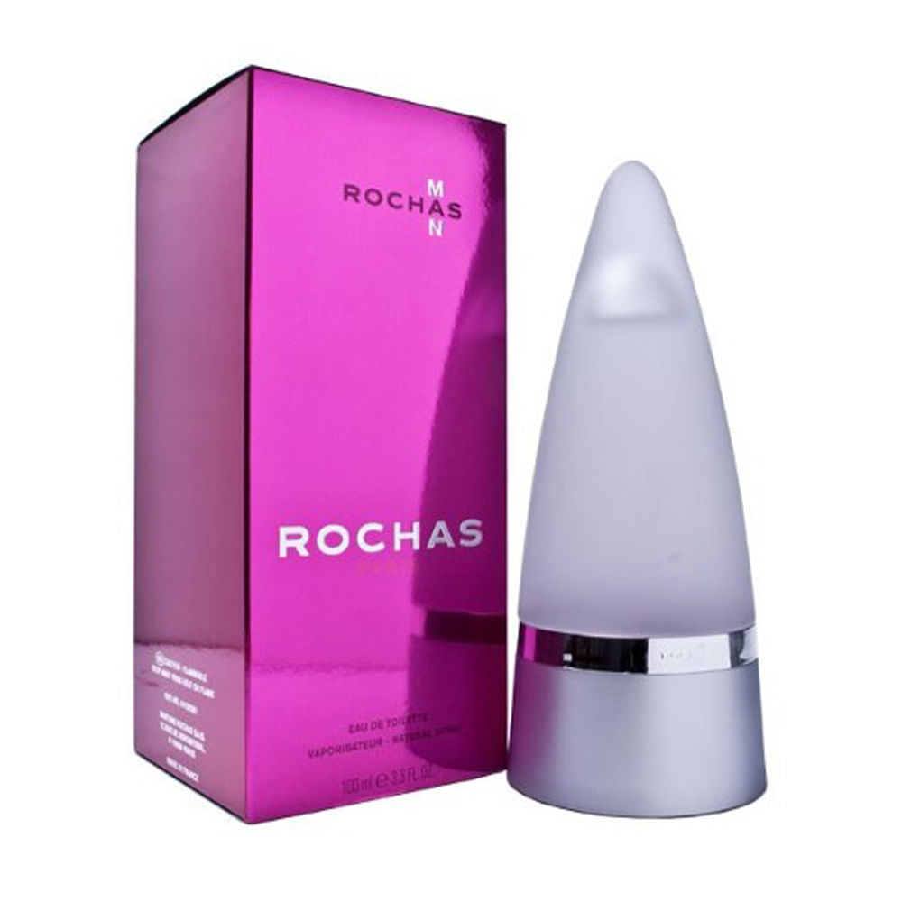 perfume rochas man masculino eau de toilette azperfumes. Black Bedroom Furniture Sets. Home Design Ideas