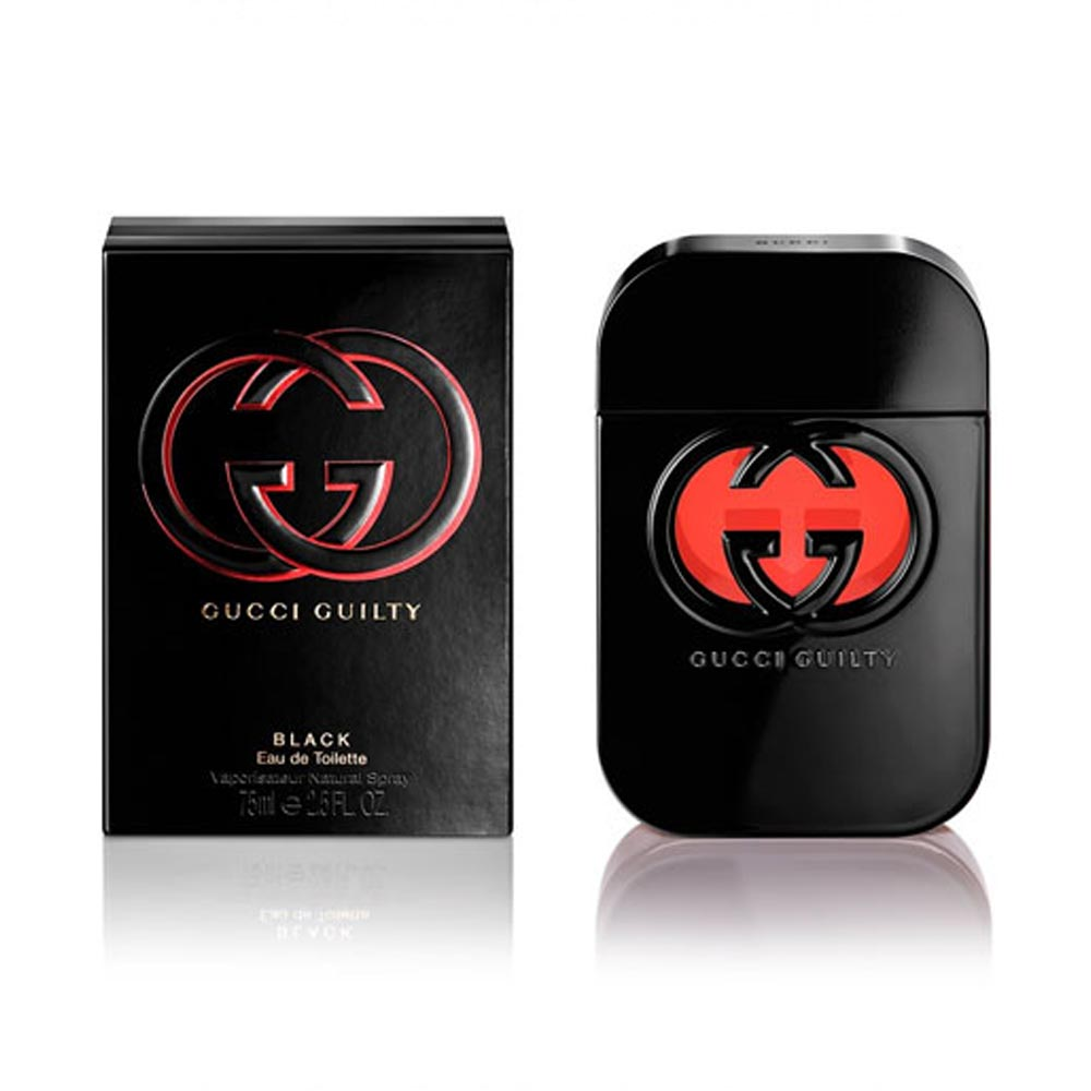 Perfume Gucci Guilty Black Feminino Eau de Toilette - AZPerfumes 326016c423