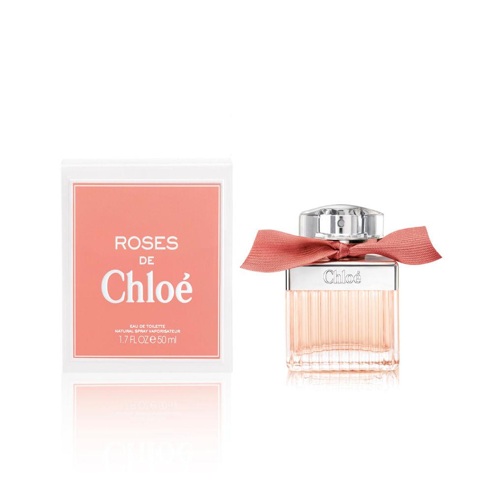 Perfume Roses de Chloé Feminino Eau de Toilette - AZPerfumes 0377158d97f