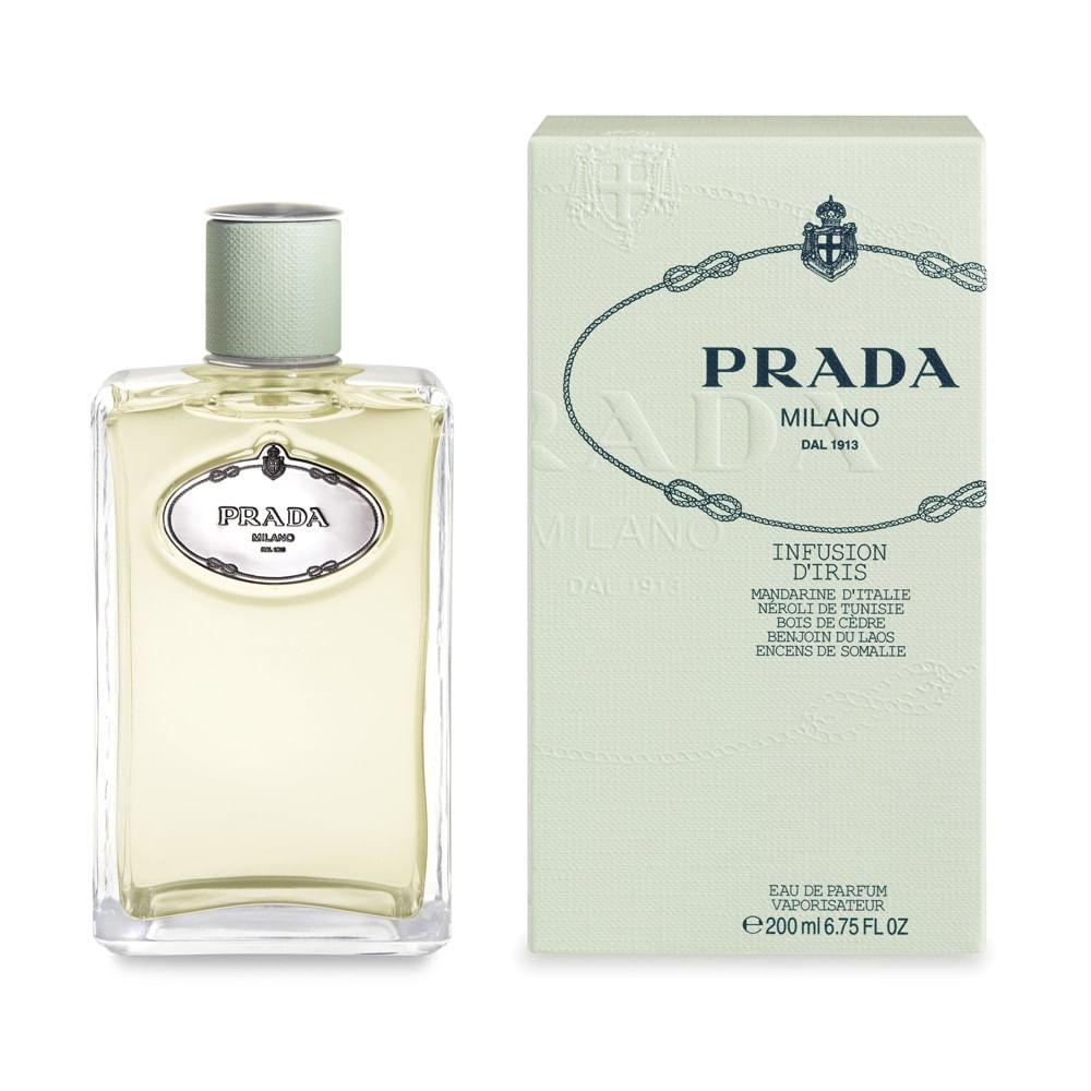 eaf8496ea Les Infusions de Prada Milano IRIS de Prada Feminino Eau de Parfum - 100 ml.  prada-infusion.jpg