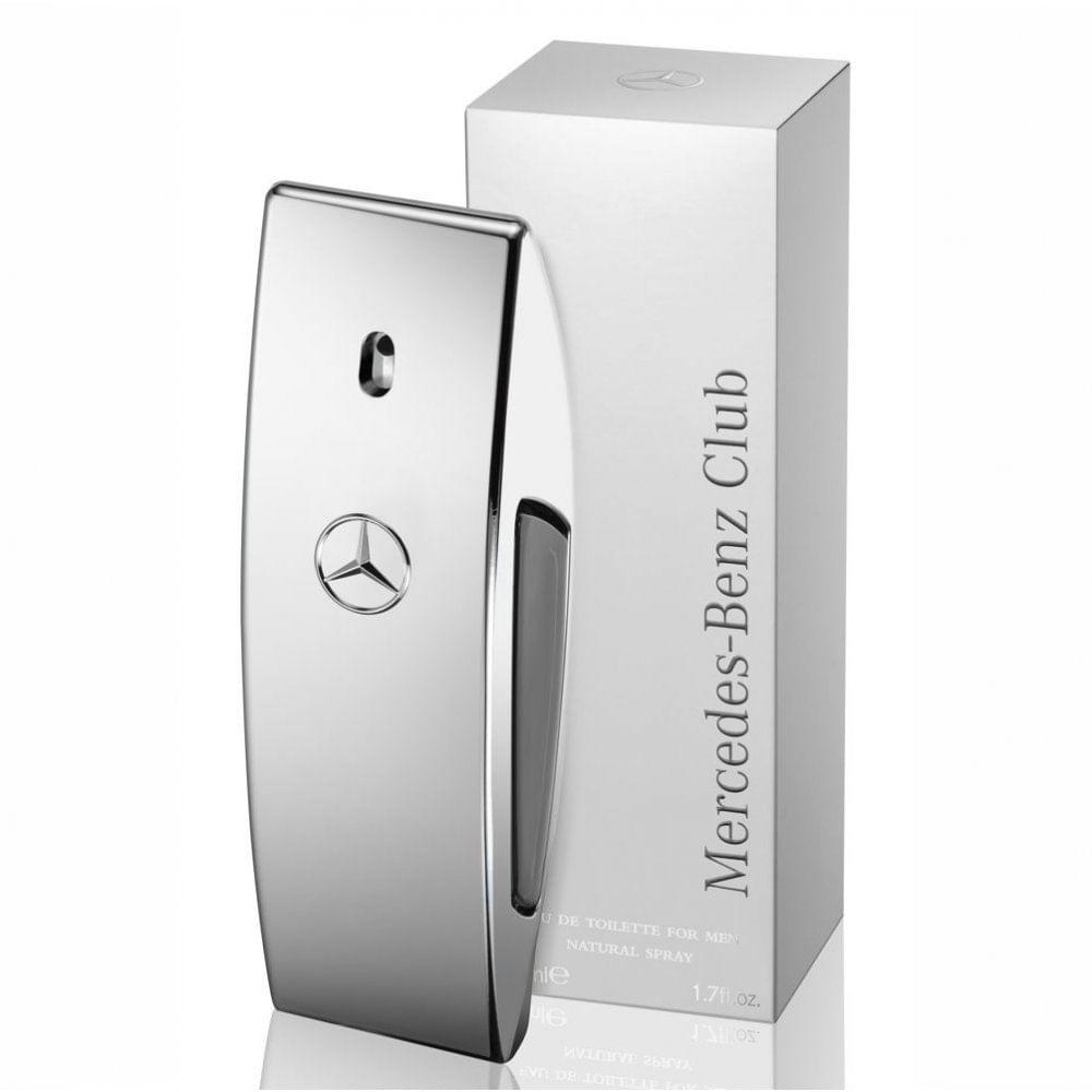 53959381a15 Mercedes Benz. Mercedes-Benz Club Masculino de Mercedes-Benz Eau de Toilette