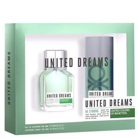 Kit-United-Dreams-Be-Strong-Eau-de-Toilette-Masculino