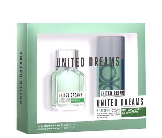 Kit-United-Dreams-Be-Strong-Eau-de-Toilette-Masculino