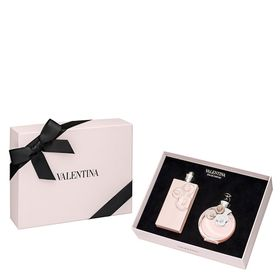 Valentina-Eau-de-Parfum-Valentino-Perfume-Feminino-80ml---Locao-Corporal-200ml-Kit