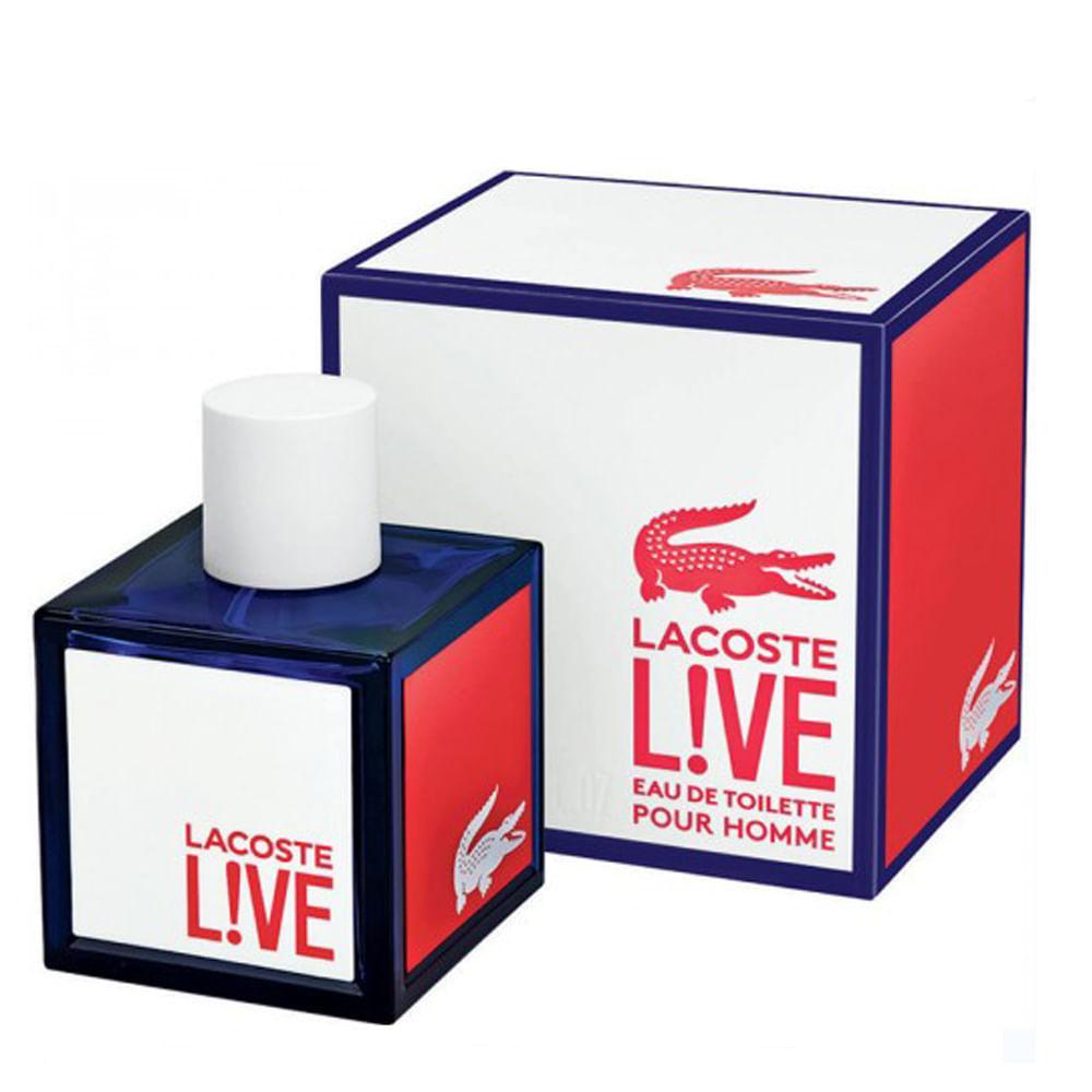 a9cf605816c1c Perfume Lacoste Live Masculino Eau de Toilette - AZPerfumes