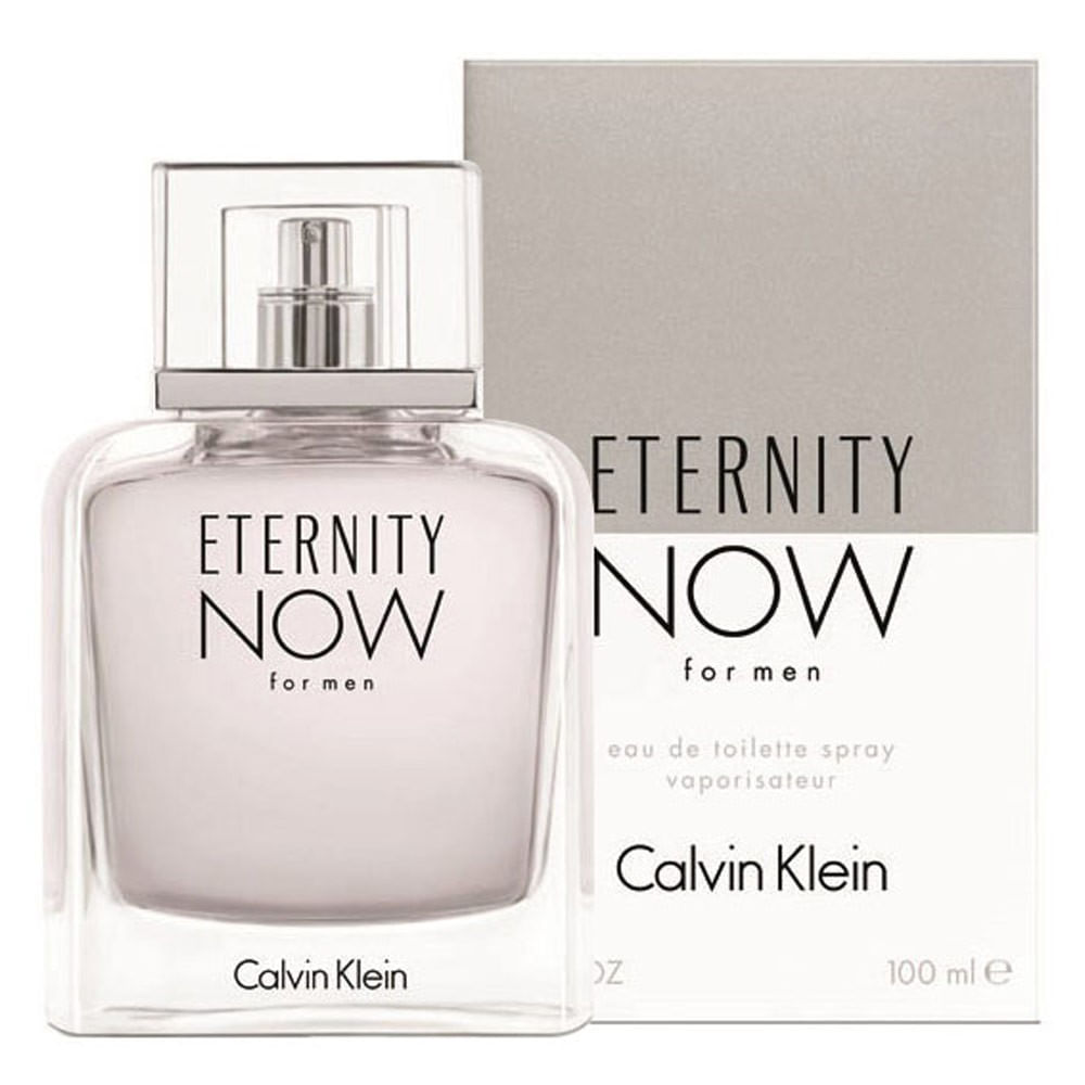 Perfume Eternity Now For Men Calvin Klein Masculino Eau de Toilette ... 45aba02873