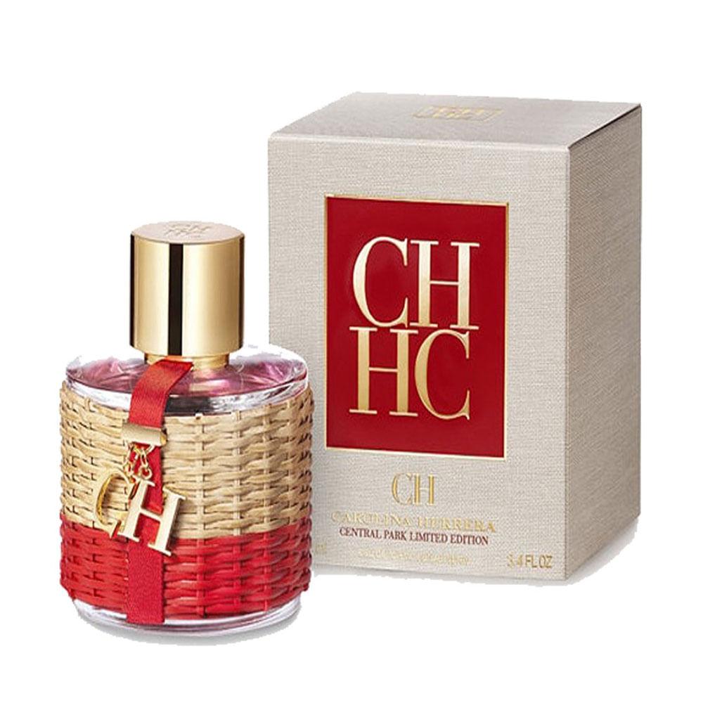 CH Central Park Limited Edition Eau de Toilette Feminino - 100 ml. Carolina  Herrera 056c3ff865