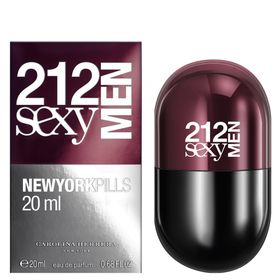 212-Sexy-Men-New-York-Pills-By-Carolina-Herrera-Eau-de-Parfum-Masculino