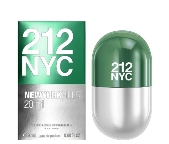 212-NYC-New-York-Pills-Eau-de-Toilette-de-Carolina-Herrera-Feminino