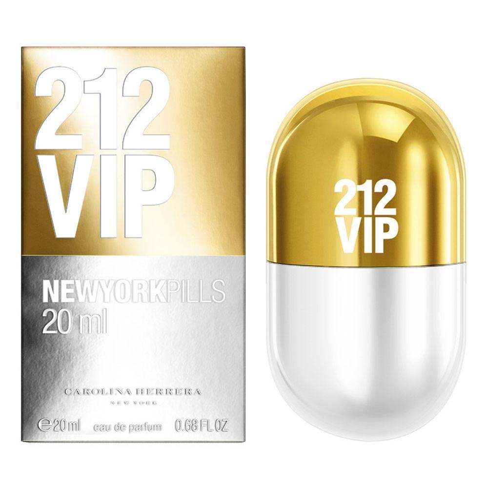 212 Vip New York Pills de Carolina Herrera Eau de Parfum Feminino - 20 ml 208d3499c8