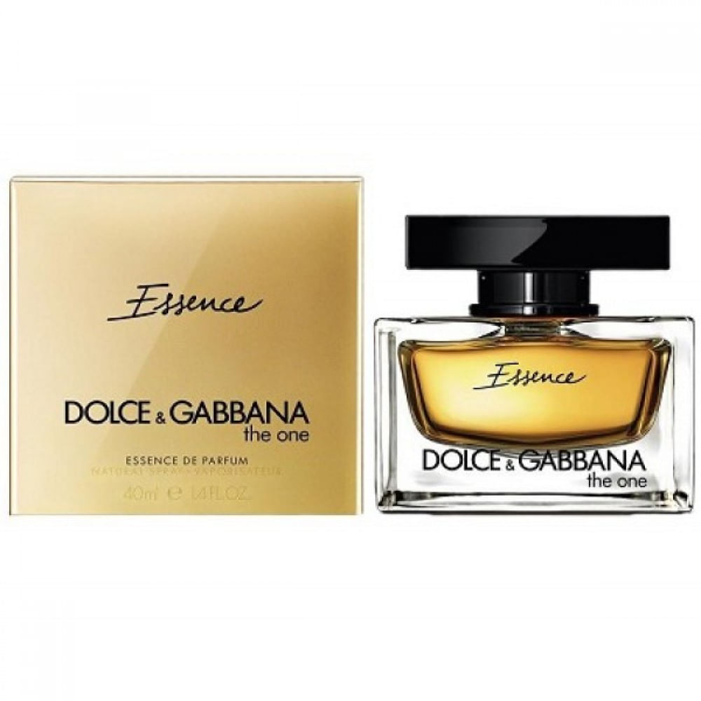 256308c0455e5 Essence de Dolce Gabbana The One Essence de Parfum Feminino - AZPerfumes